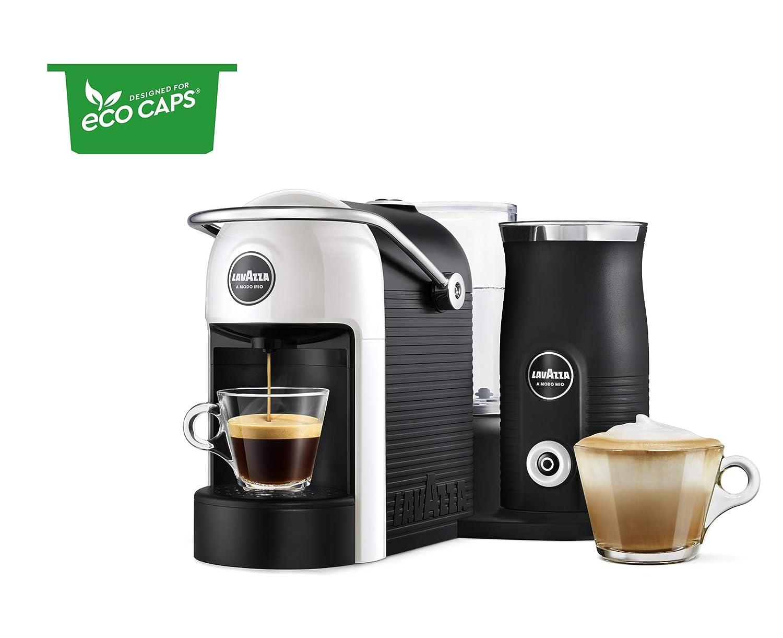 Lavazza 18000230 Modo Mio Máquina de café con leche y Jolie, 1250 ...
