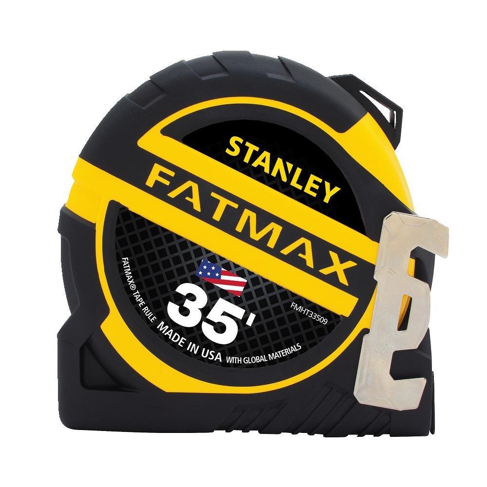 Stanley FMHT33509S FATMAX Premium Tape Measure, 35' x 1-1/4'' by Stanley