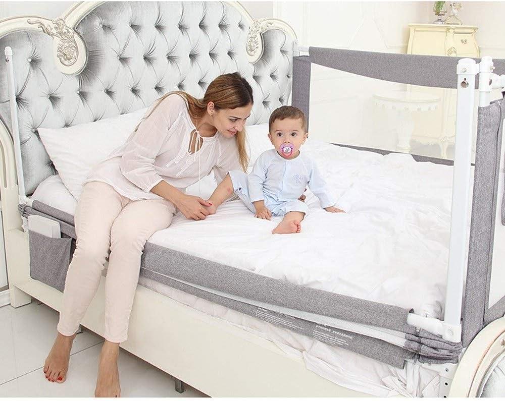Amazon.com: KOSGK - Rieles de cama para niños, protección de ...