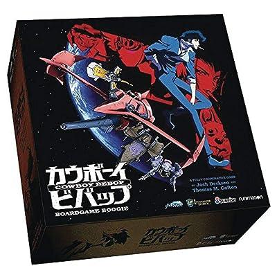 Jasco Games Cowboy Bebop Boardgame Boogie: Toys & Games