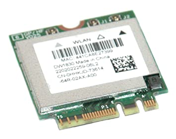 Dell XPS One Broadcom Wireless (US) WLAN Card Driver Windows XP