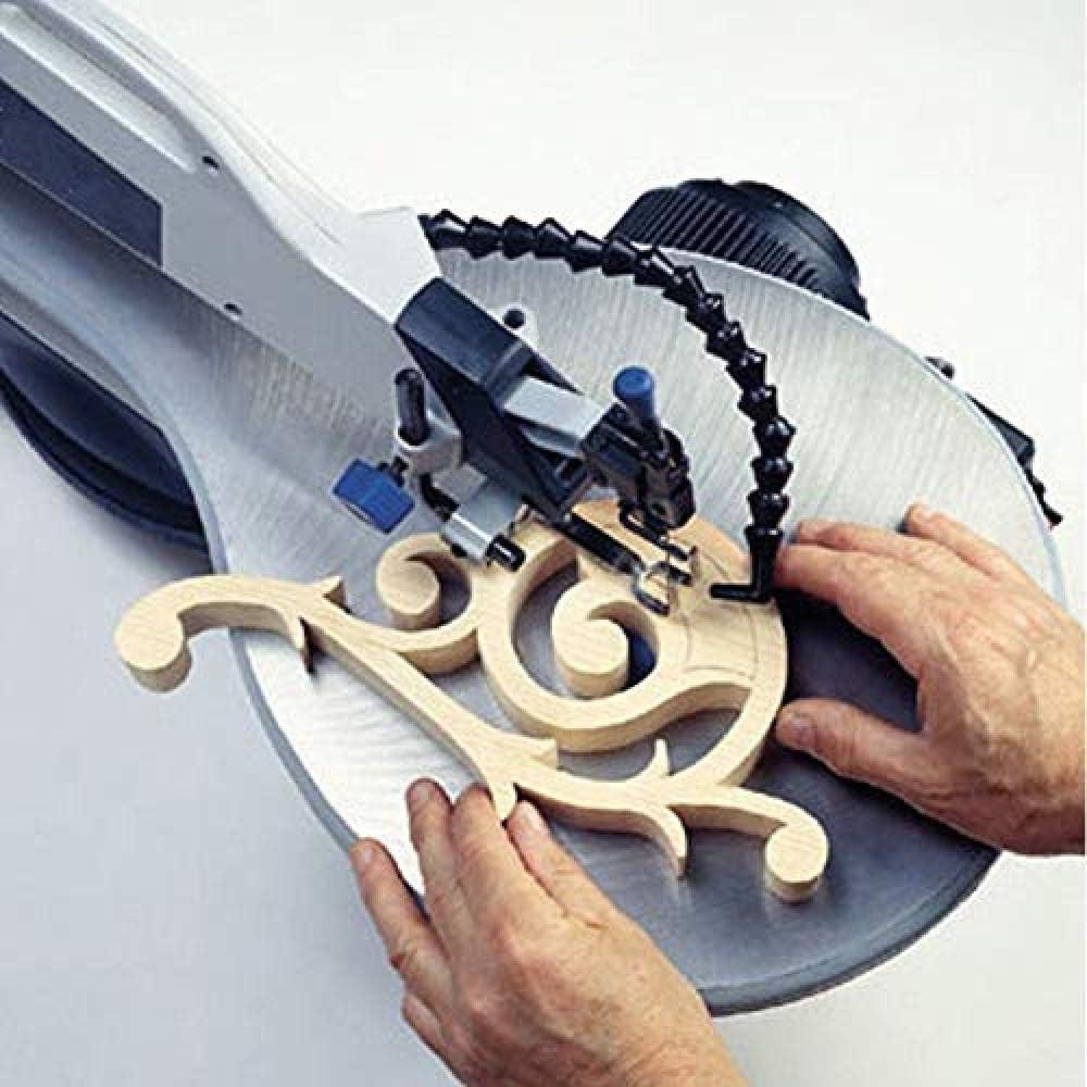 12pcs 5 125mm /épingl/és Lames de scie /à chantourner TPI 10//15//18//24 Accessoires doutils /électriques pour Le Travail du Bois MSSB1604 Improve Taille: TPI 15