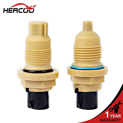 Amazon.com: HERCOO Input & Output Speed Sensor Compatible with Dodge Caravan Chrysler 1989-Up fits A604 A606 Transmission: Automotive