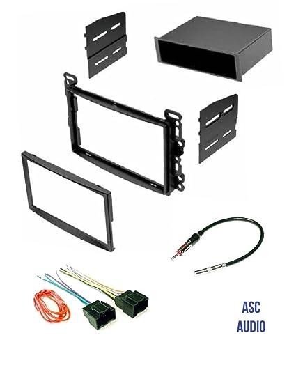 Dash Canbus International 5558991276 Auto Car Vehicle Car Radio Stereo