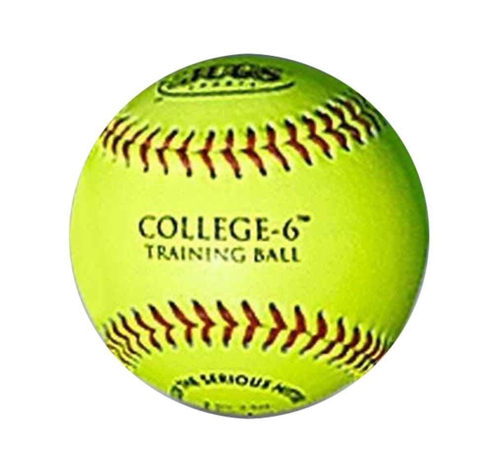 Jugs Jugs college-6ソフトトレーニングボール1ダースSoftballs 8.5 8.5/