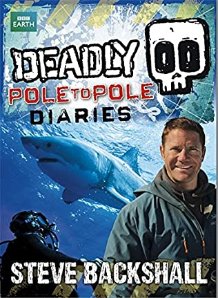 book cover of Deadly Pole to Pole Diaries