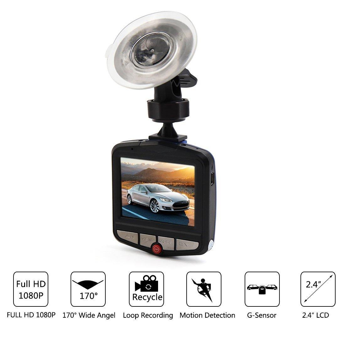 ... granangular la conducción del Video de la videocámara de apoyo de visión nocturna de detección de movimiento Vigilancia Aparcamiento: Car Electronics