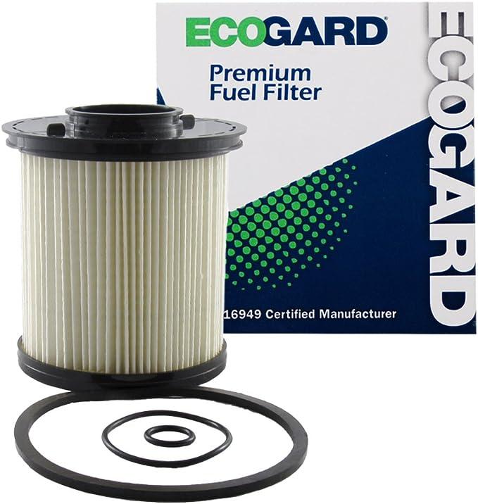 Ecogard Engine Oil Air /& Fuel Filter Service Kit Set of 3 for Ram Cummins 5.9L