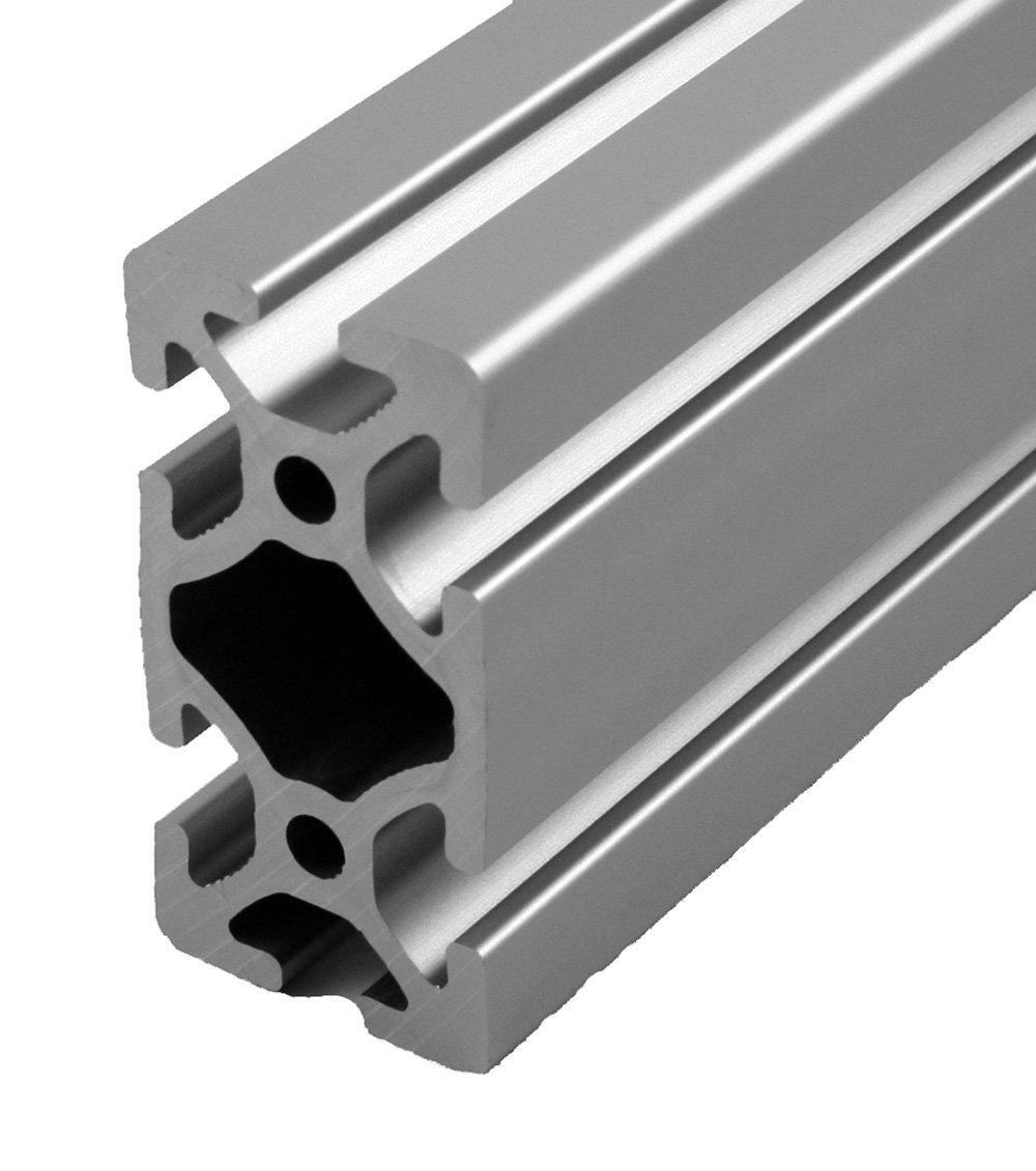 Faztek 15QE1530 Aluminum 6063-16 T-Slotted Heavy