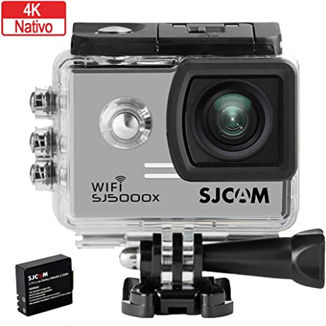 SJCAM SJ5000X Elite (versión española): Amazon.es: Electrónica
