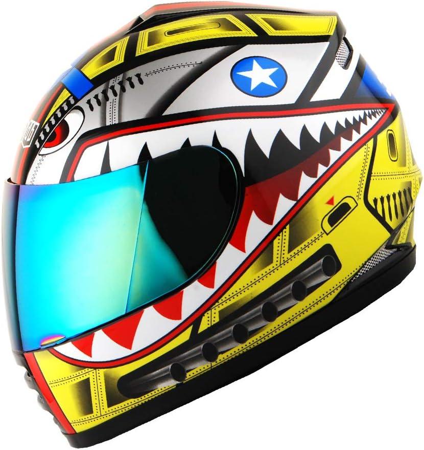 WOW Kids Full Face Helmet