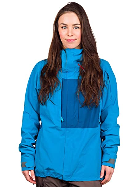 c5b85eb2 Norrona Snow Jacket Women Narvik Gore-Tex 2L Jacket: Amazon.co.uk: Sports &  Outdoors