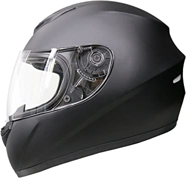 59-60cm Leopard LEO-819 Full Face Motorbike Helmet Motorcycle Road Legal Dragon L