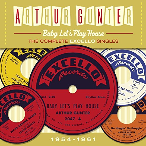 Playhouse Classic (Baby Lets Play House - The Complete Excello Singles 1954-1961 [ORIGINAL RECORDINGS REMASTERED])