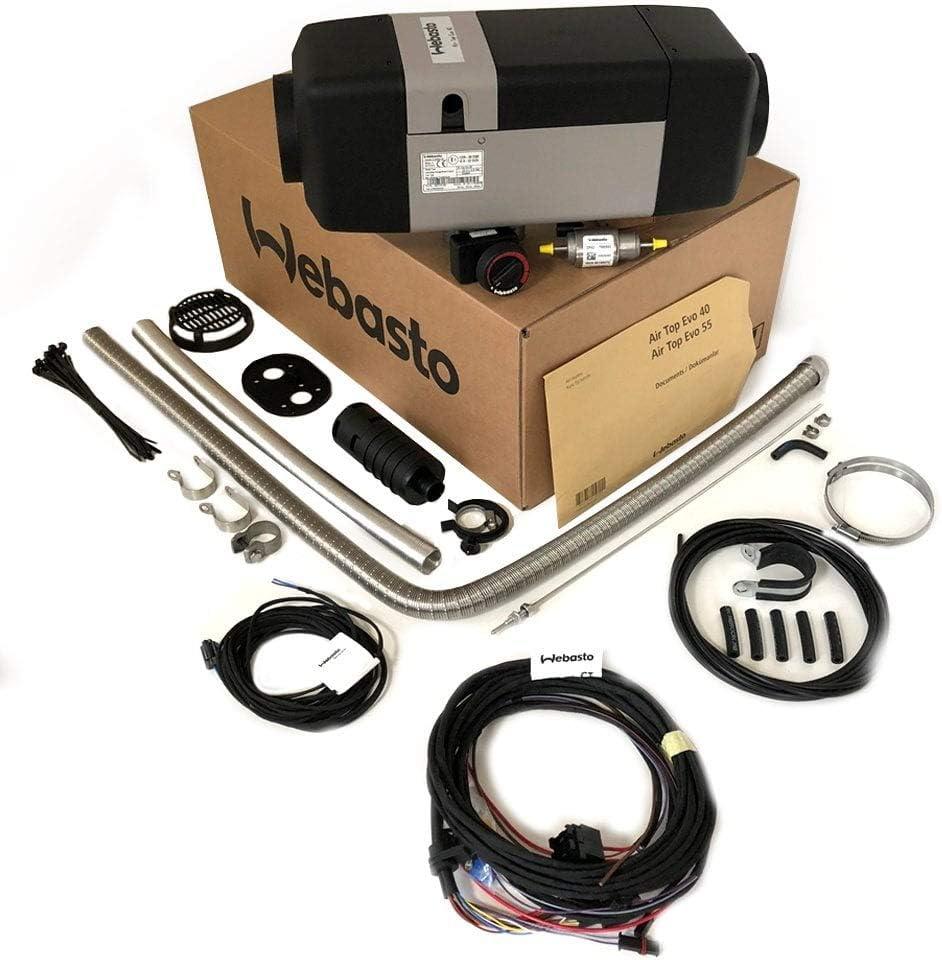 Webasto OEM Genuine Original AIR TOP 2000ST 12V 2,0kW Diesel Heater 9031125C HTR