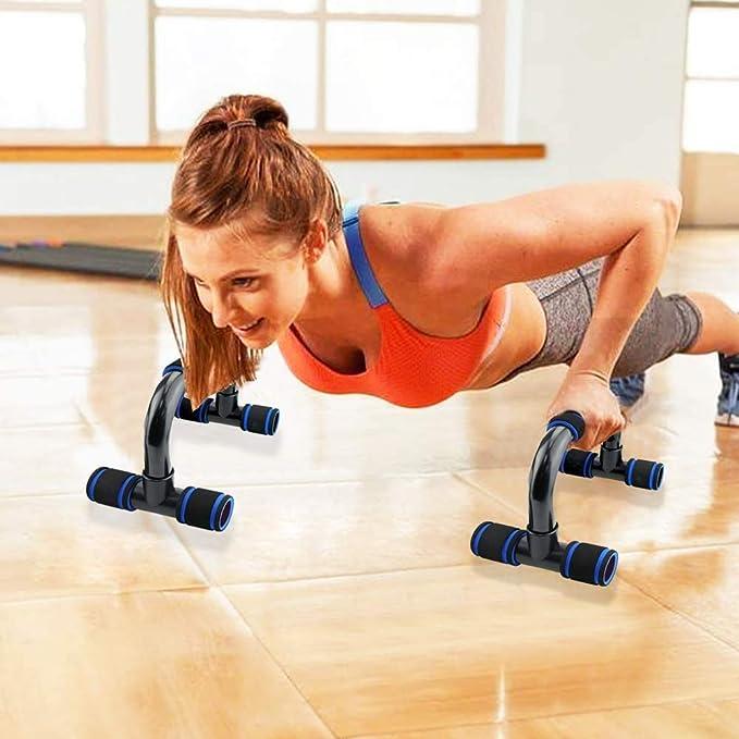 Greenbang Soportes De Flexión 1 Par Fitness Push Up Bars Soporte ...