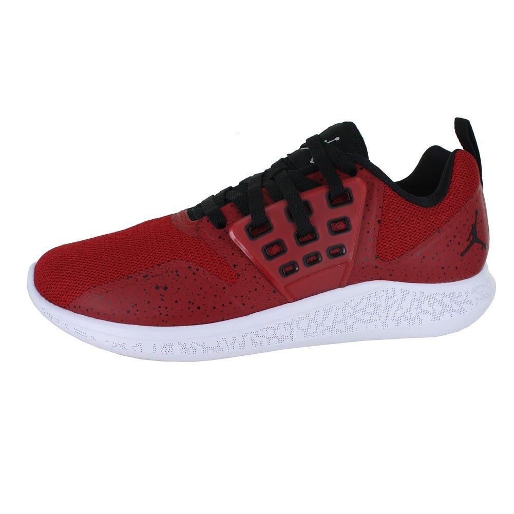big sale 90199 aaef3 Calzado de entrenamiento de rutina Jordan Nike para hombre Gimnasio Rojo Negro  Blanco