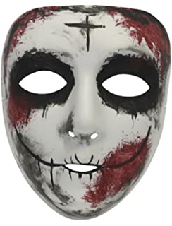 Success Creations Sinless Similar Purge Scary Masquerade Mask Men Women