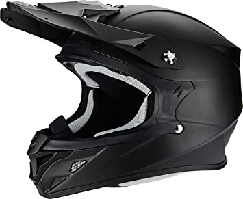 Scorpion Casco Moto VX-21 Air, Matt black, ...