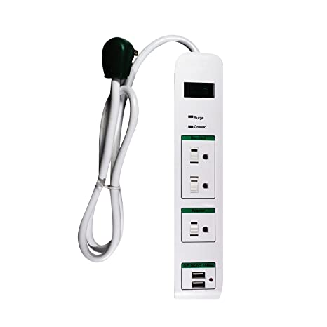 Review GoGreen Power GG-13103USB -
