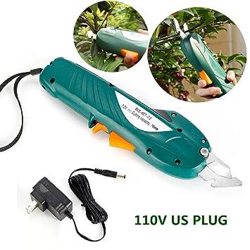 Amazon.com: HYYKJ-US - Tijeras de podar eléctricas ...