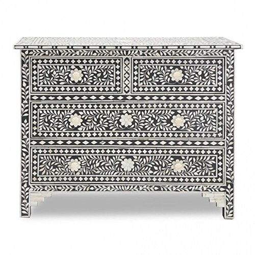 Madreperla Tradiationl Cansole tavolo inlay Antique Furniture ASHOKA
