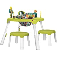 Oribel Portaplay Forest Friends + Child Stools Combo, Large