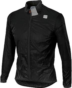 Sportful Hot Pack Easylight - Chaqueta, color negro: Amazon.es: Ropa y accesorios