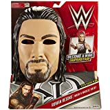 WWE Roman Reigns Mask and Muscle Shirt Dress Up Costume