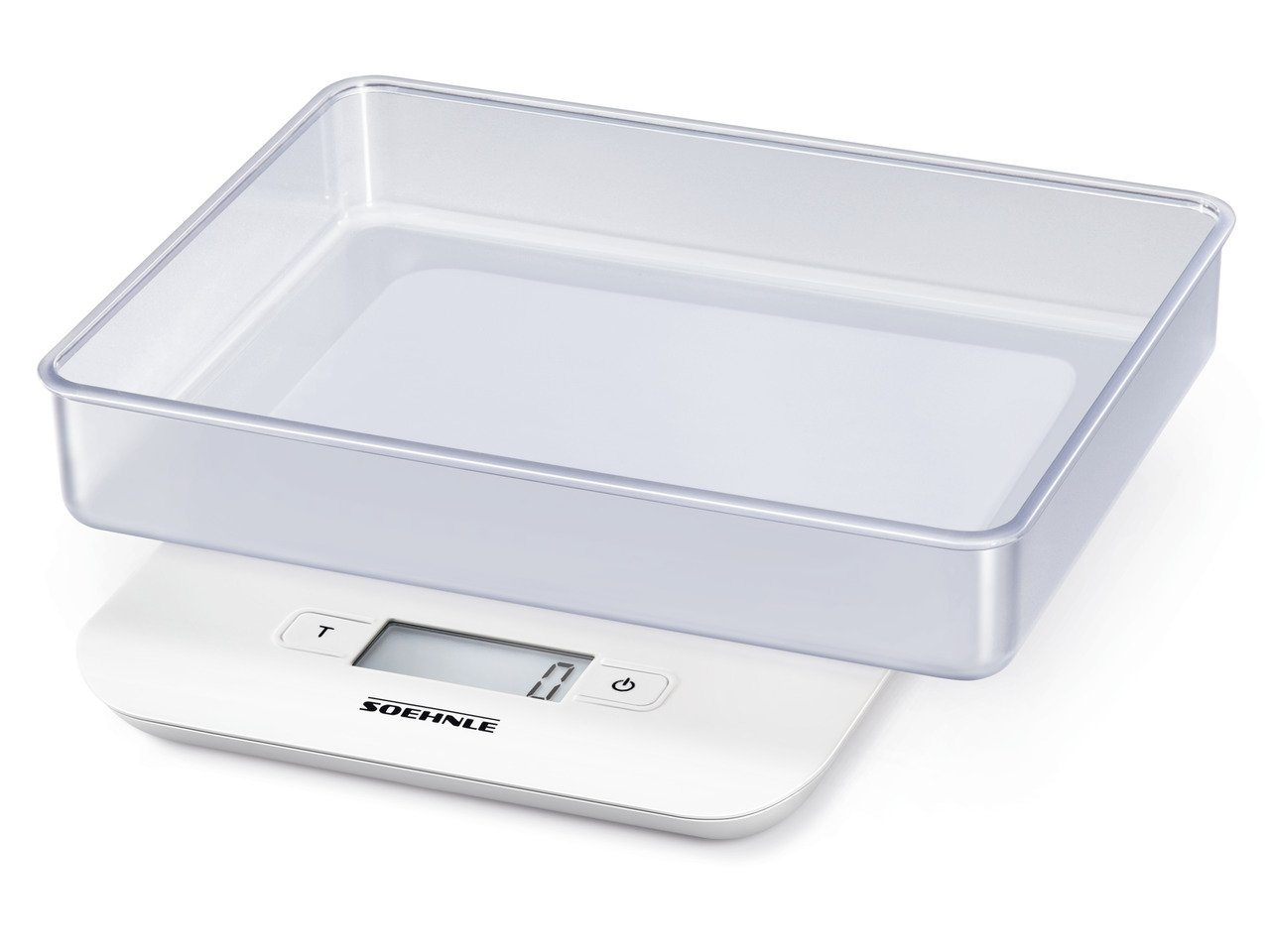 Soehnle 65122 Pesa alimenti elettronica Compact 5 kg