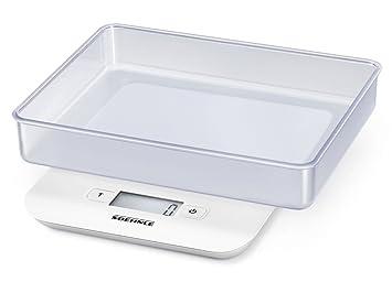 Soehnle 65122 Digitale Kuchenwaage Compact Amazon De Kuche Haushalt
