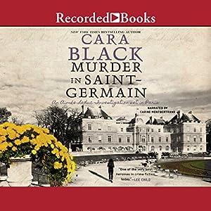 Murder in Saint Germain Audiobook