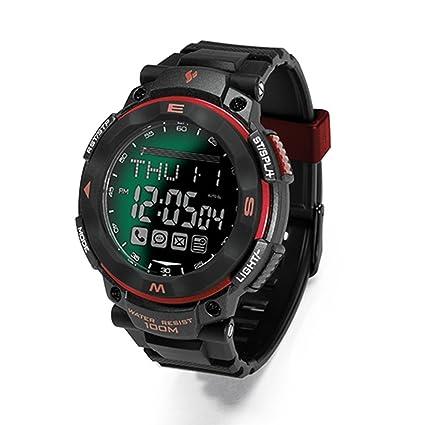 amazon com waterproof bluetooth 4 0 smart watch for iphone ios6 0