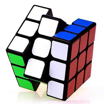 keemdox 3 * 3 * 3 Magic Cube Puzzle Toy para Niños Kids ...