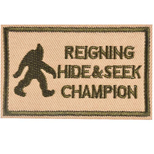 Funny patch for my son's outdoor backpack
