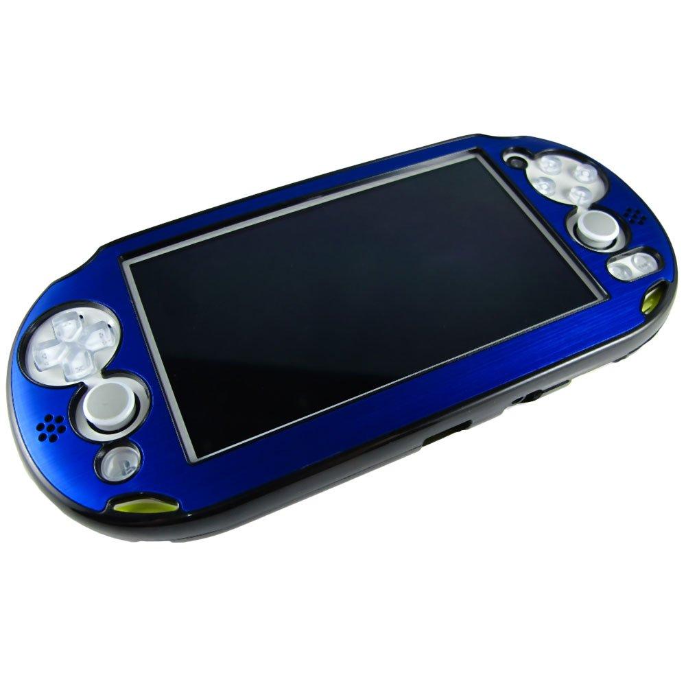 Pandaren PS Vita caso 2000 PSV delgada de aluminio metálica ...