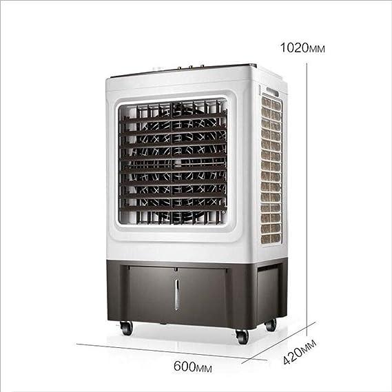 LHOME Enfriador de Aire Ventilador Ambientador Ventilador ...