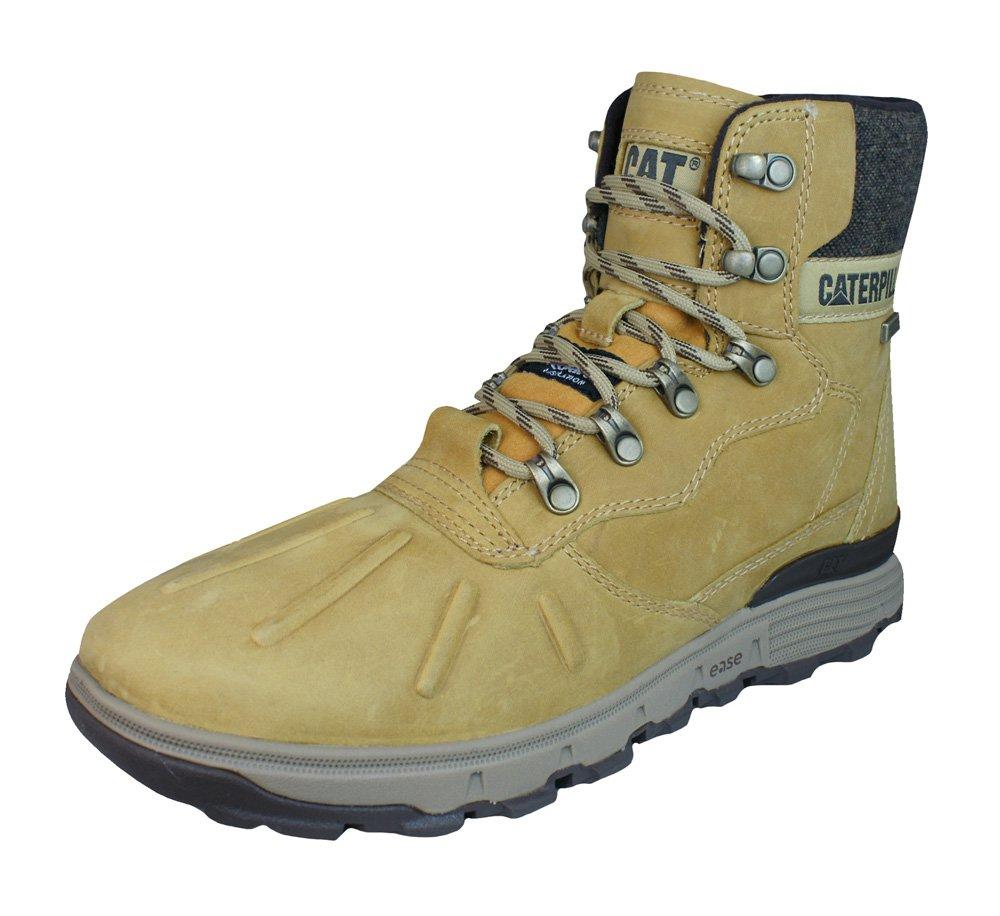 Cat Footwear Boots - Stiction Hi Ice Waterproof - Honey  41 EU|Honey