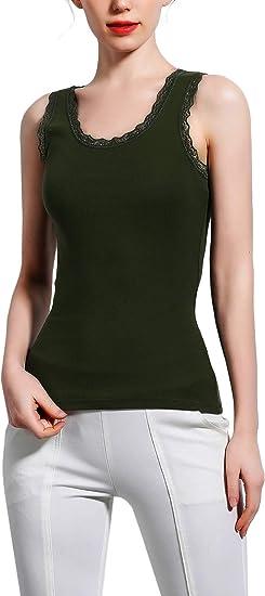 Gap Women/'s Tank Top Active Basic 100/% Cotton Pink