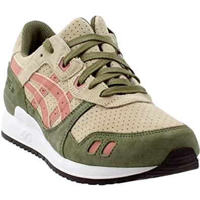 separation shoes ebe3a 9a418 Amazon.com | Onitsuka Tiger by Asics Women's Gel-Lyte¿ III ...