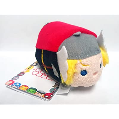 Disney Thor ''Tsum Tsum'' Plush - Mini - 3 1/2'': Toys & Games