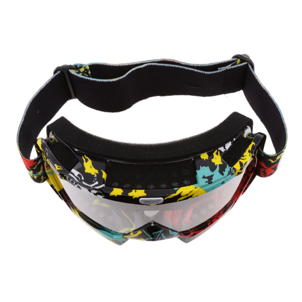 Claro Sharplace Gafas de Motoristas Protecci/ón de Rayos UV para Deportes a Aire Libre Esqu/í