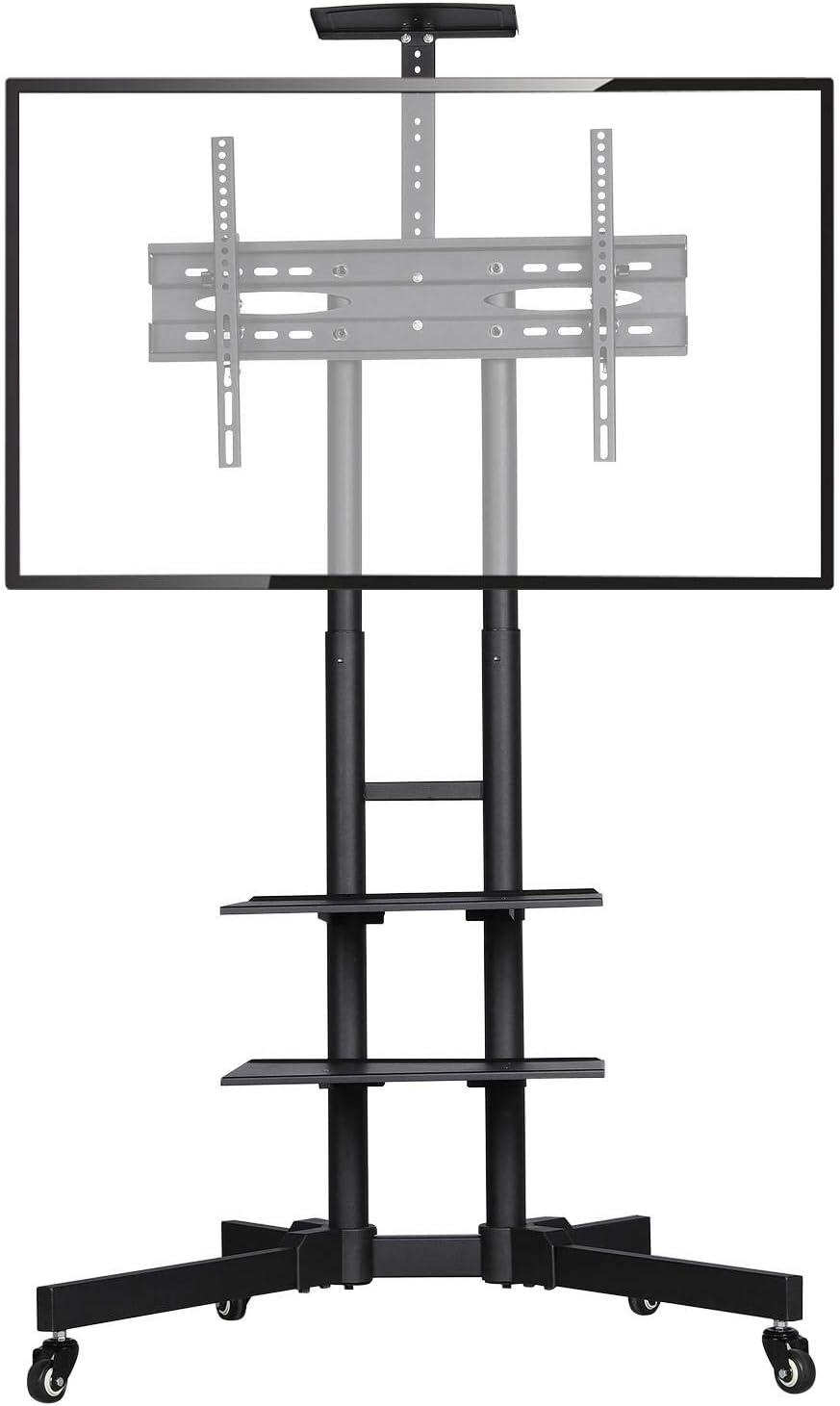 Yaheetech - Soporte universal para televisores de 32 a 70 pulgadas (altura regulable y orientable, VESA 600 x 400 mm): Amazon.es: Juguetes y juegos