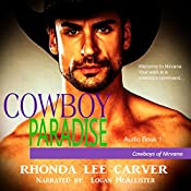 Cowboy Paradise: Cowboys of Nirvana, Book 1 | Rhonda Lee Carver