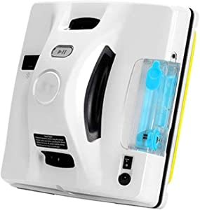 Window Cleaner Robot Smart Life Windows Cleaner with Water Sprayer Auto Cleaning Smart Phone Control for Home