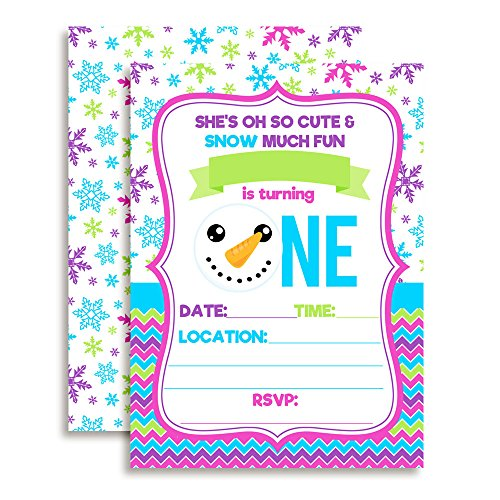 with Frozen Invitations & Cards design