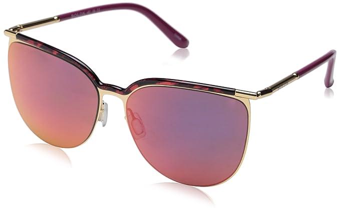 5321581e7c Bolon Women s (bl2530) Polarized Round Sunglasses