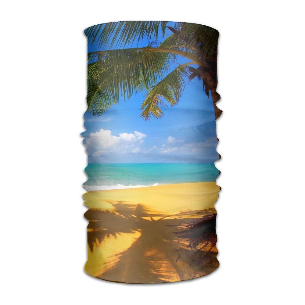 Fashion Headbands Headwear Bandana Beach Summer Scarf Wrap Mask Sweatband Outdoor Headscarve