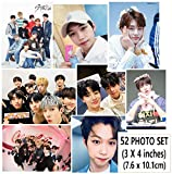 STRAY KIDS - PHOTO SET 52pcs (3 X 4 inches)