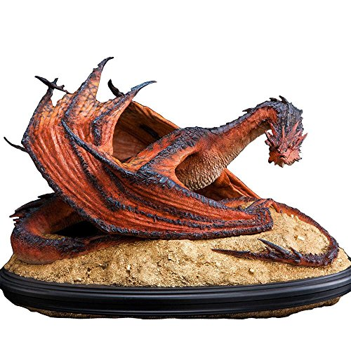Warner Bros. The Hobbit: The Desolation of Smaug: Smaug The Terrible Statue by Weta